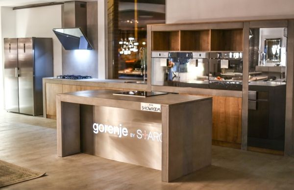 Gorenje: Philippe Starck minimalista konyhai kollekciója