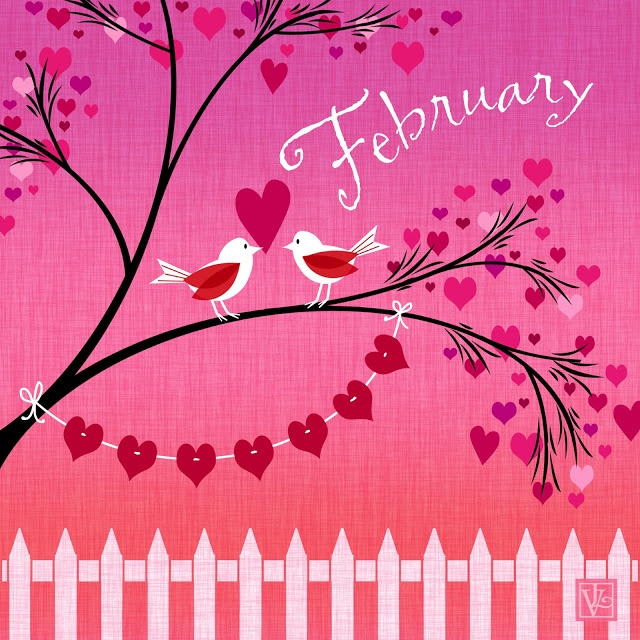 February is my bday month & valentines day <3<3<3