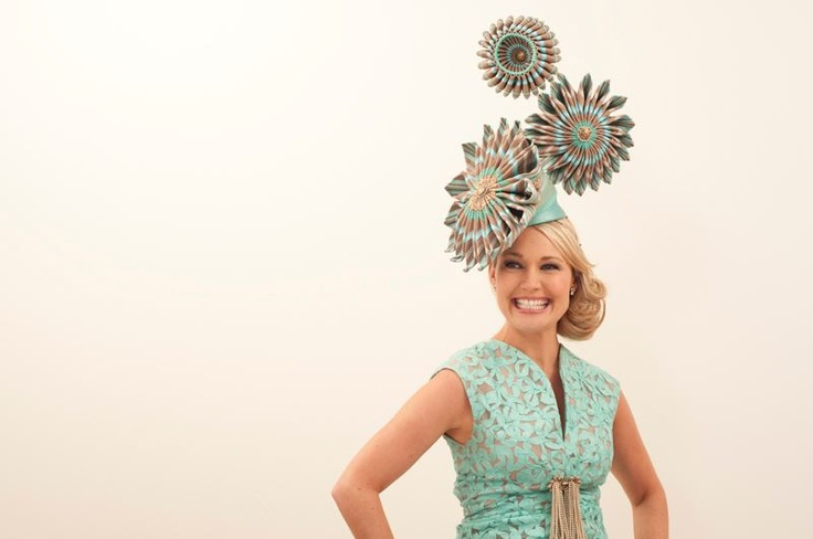 Hats Have It: Rebecca Share Millinery