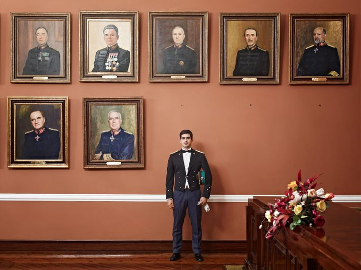 Paolo Verzone - 2015 Photo Contest | World Press PhotoAcademia Militar (Portuguese Military Academy), Lisbon, Portugal Portraits of cadets in some of Europe's most prestigious military academies.