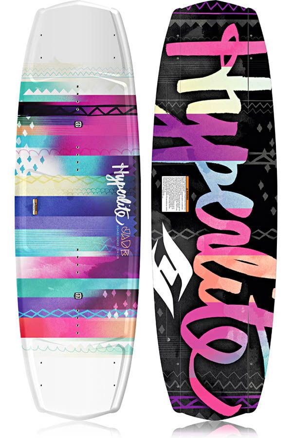 Hyperlite Jade Wakeboard 2013 at BoardCo.com  #wakeboards #wakeboard #wake