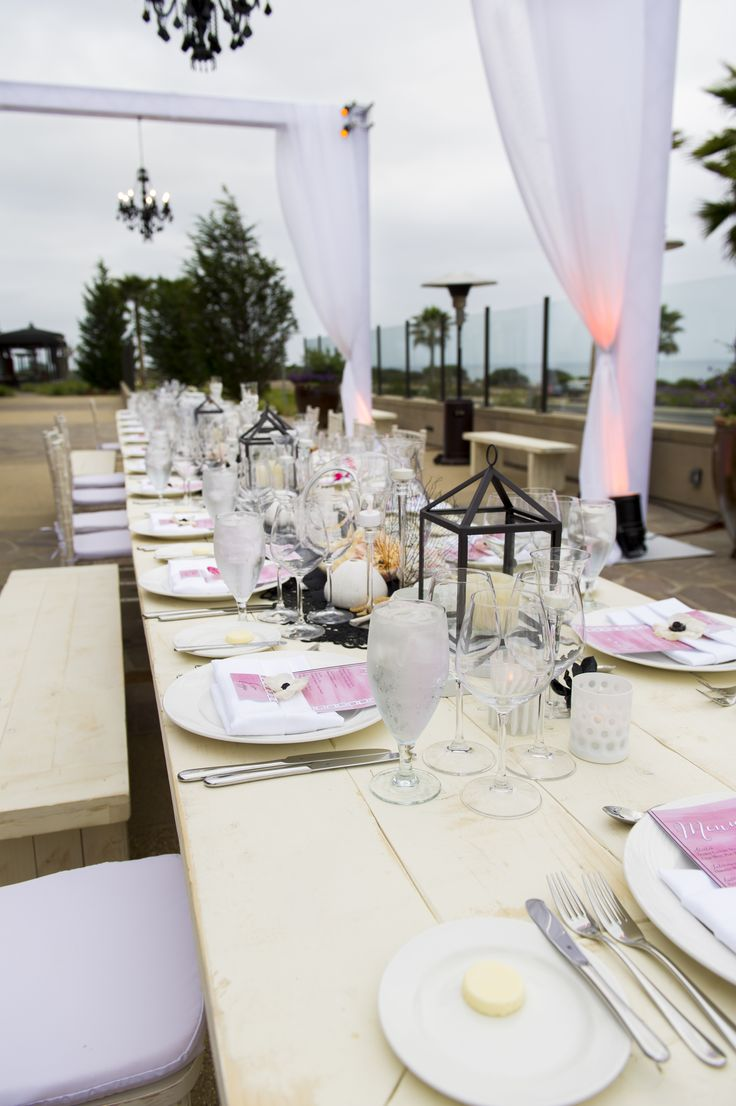 San Diego Style Weddings Magazine Tabletop Inspiration Hilton Carlsbad Oceanfront Stewart Bertrand Photography Isari Flower Studio Event Design