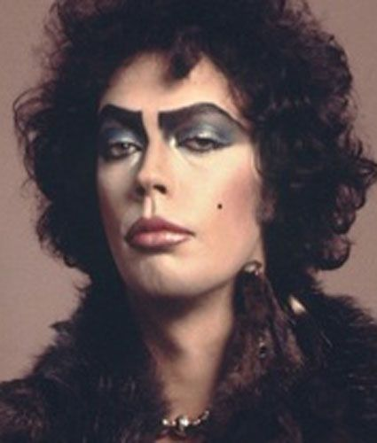 "Tim Curry was a just a sweet transvestite from transsexual Transylvania in the cult classic ""The Rocky Horror Picture Show."""