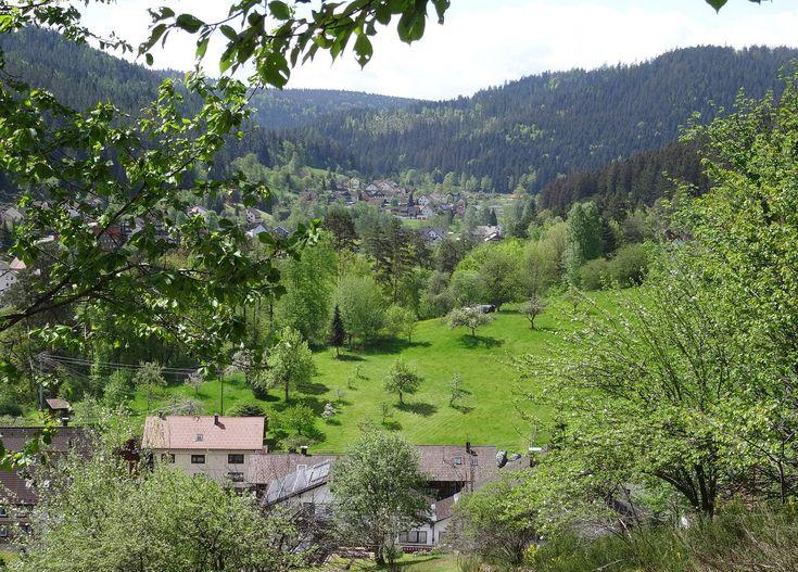 Luftkurort Enzklösterle im Nordschwarzwald