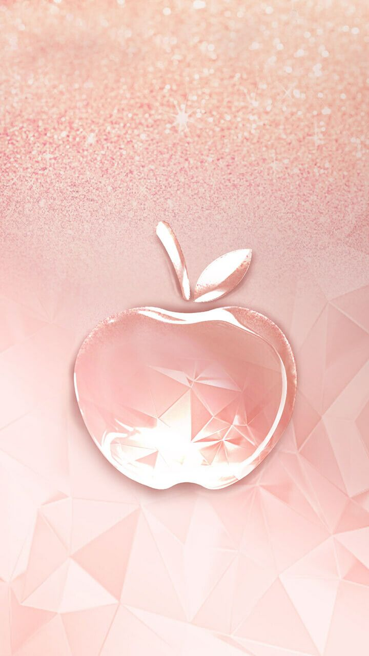 Pink Rose Gold Background In 2020 Rose Gold Wallpaper Apple Picture Rose Gold Backgrounds