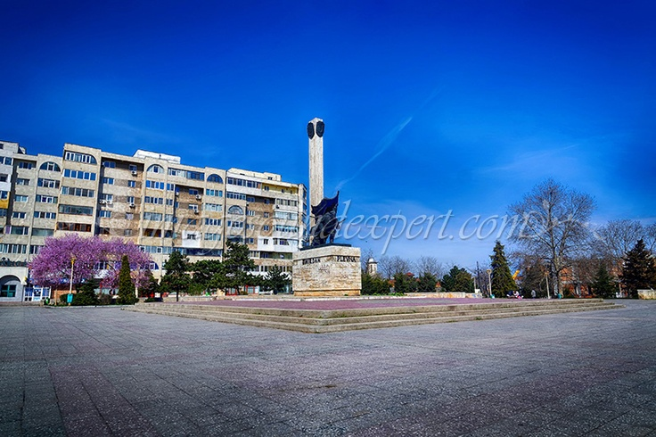 hdr monumentul eroilor casa de cultura constanta