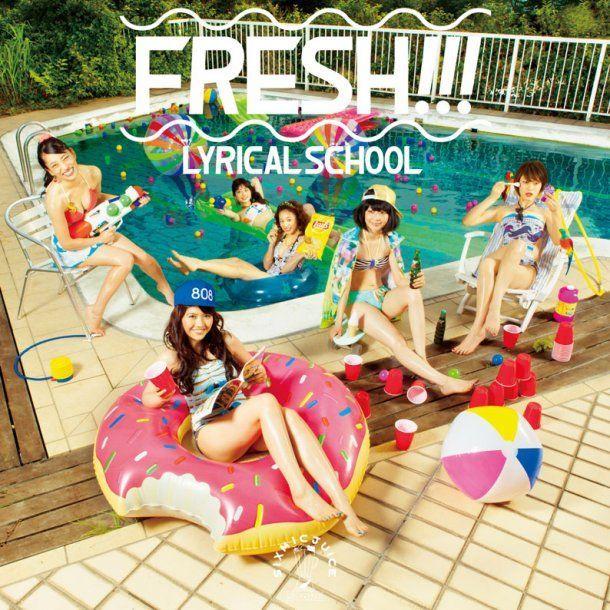 リリスク、tofubeatsによる新たな夏のアンセムは「FRESH!!!」初回盤にはokadadaによる「wow♪」も収録!!!
