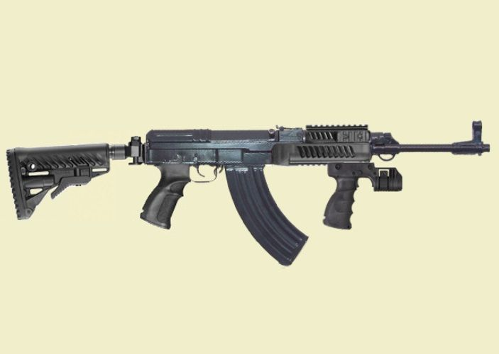 http://tactical.toys/blog/category/tactical-rifles/ VZ 58 / CZ 858 Tactical Rifle | Tactical Toys