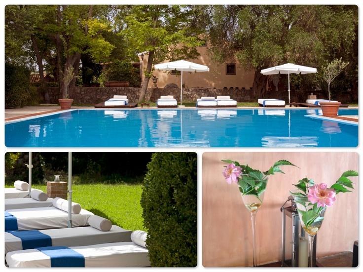 #Summer is here!!! #Pelecas #Corfu #Sun #Refreshing #Pool