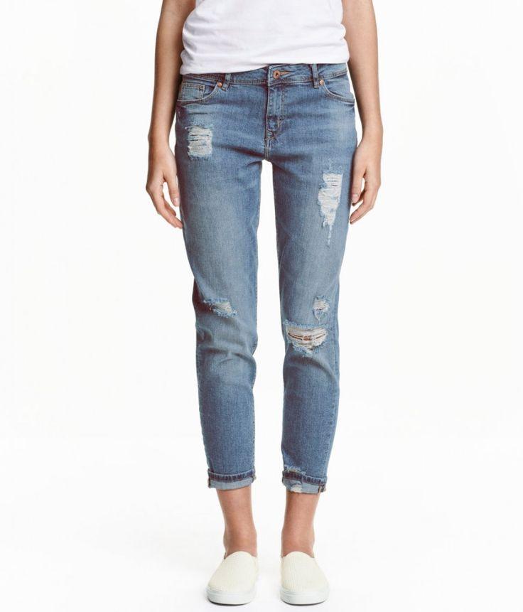 5 cropped τζιν παντελόνια για μοντέρνες casual εμφανίσεις - JoyTV