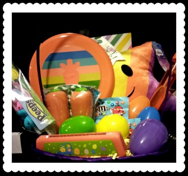 star emoji easter basket