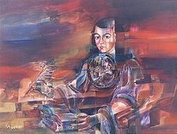 Juana Inés de la Cruz was taken at the age of 43 by a plague after caring for other nuns with it.