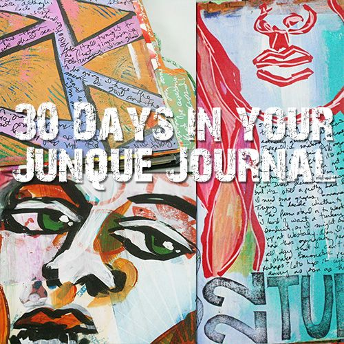 Balzer Designs: Art Journal Every Day: Two New Online Classes