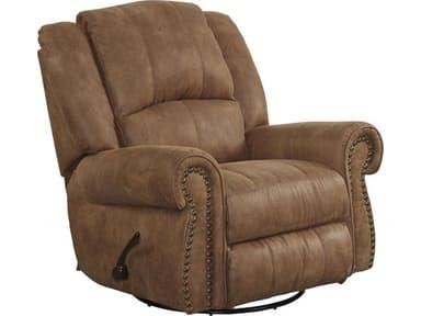 Catnapper Furniture Swivel Glider Recliner 10505