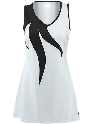 Fila Full Back Dress.  #tennis: Tennis Gears, Fila Full