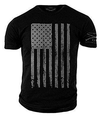 Amazon.com: Grunt Style Men's America T-Shirt: Clothing