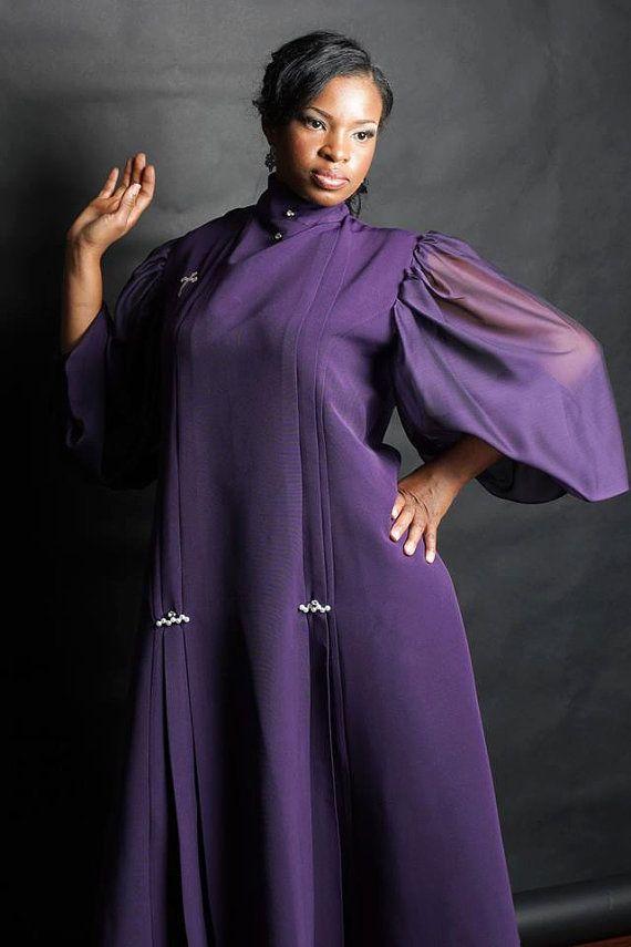 Custom Ministry Dress Esther by DesignsByTessianLeak on ...