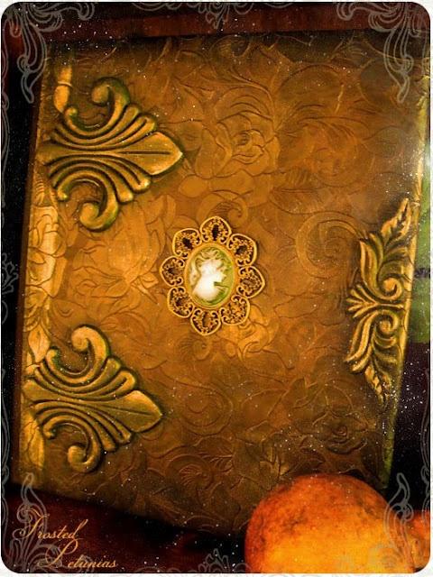 The book behind Estrella's magic...