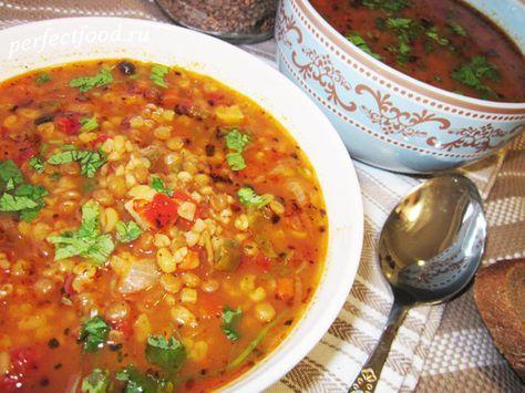 Турецкий суп невесты - рецепт с фото. Свадебный суп.