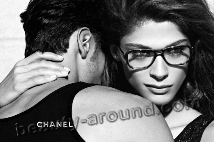 бренд Шанель / Chanel и модель Элиза Седнауи / elisa-sednaoui фото