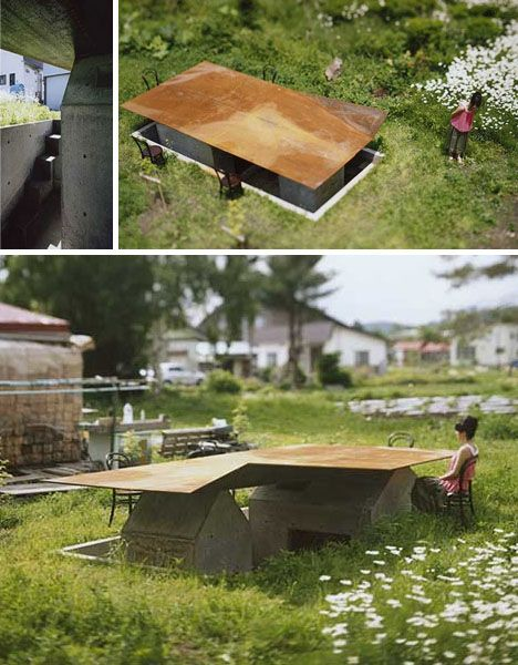 48 best images about max space city on pinterest green roofs caves and shelters - The subterranean house fighting small spaces ...