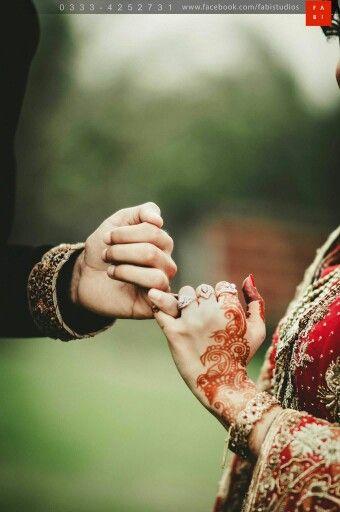 Pakistani Bride And Groom ♡ ❤ ♡ Pakistani Wedding Dress, Pakistani Style. Halal Love ♡ ❤ ♡ Muslim Couple ♡ ❤ ♡ Marriage In Islam ♡ ❤ ♡. . Follow me here MrZeshan Sadiq Photography by Fabi https://m.facebook.com/fabistudios/