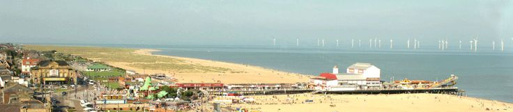 Great Yarmouth - used to go here all the time as a kid and loved it! then went with the husband for our honeymoon