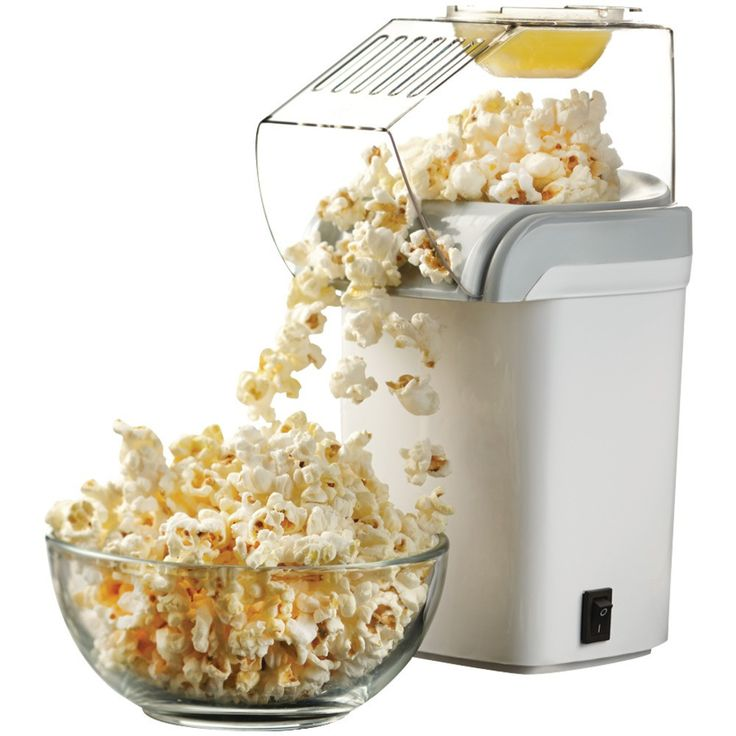 Brentwood Hot Air Popcorn Maker – MNM Gifts