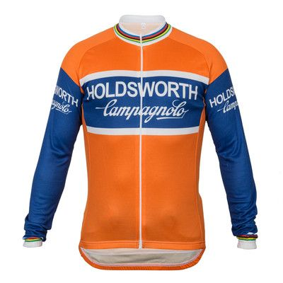 Holdsworth Sports-Wool Long Sleeve Jersey