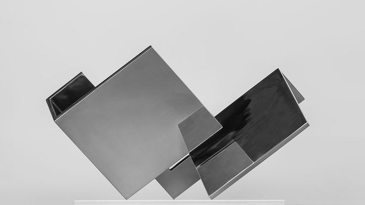 Arturo Berned, escultura abstracta