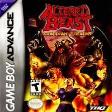 Altered Beast - Game Boy Advance Game