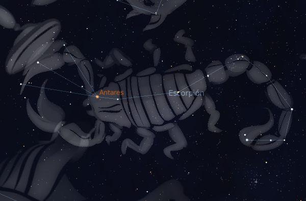 constelacion de escorpio dibujos - Buscar con Google