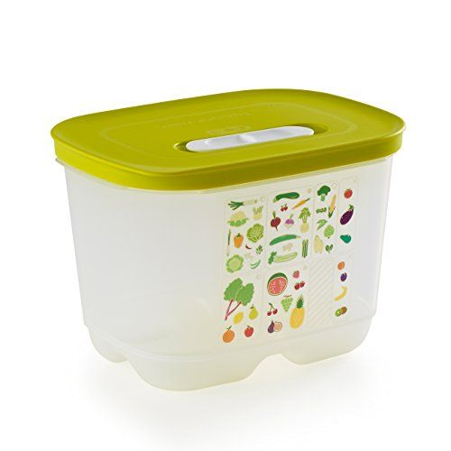 Produce is too expensive. Why throw it away when you can keep it fresh for a month in the fridge? Stock up on your FridgeSmarts Containers. www.mytupperware.com/karendol