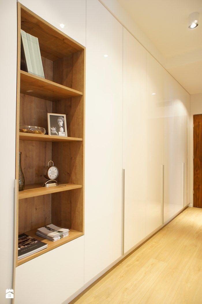 Hol / Przedpokój styl Nowoczesny - zdjęcie od Monika Kowalczyk Home Design - Hol / Przedpokój - Styl Nowoczesny - Monika Kowalczyk Home Design