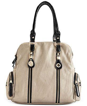 Big Buddha Handbag, Iris Satchel - Big Buddha - Handbags & Accessories - Macy's