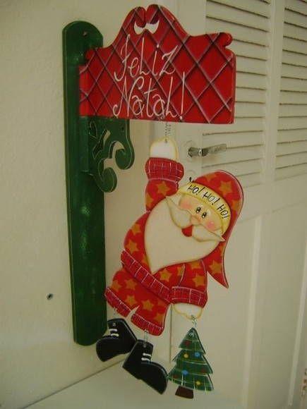 Papi Noel de hall