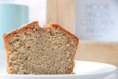 Glutenvrij recept voor een fijne cake van bakbananenmeel | Femke's Foodies - plantainflour, glutenfree, grainfree, diaryfree