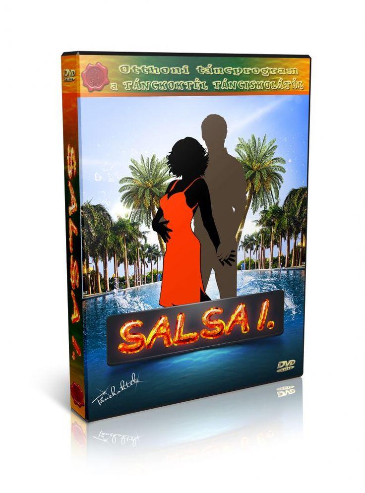 Salsa 1 - TÁNCOKTATÓ DVD