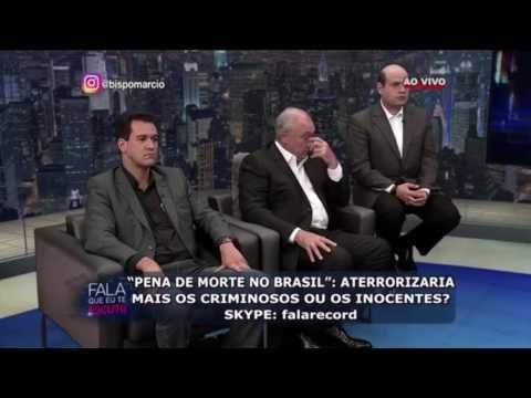 """Advogado Criminalista Rasga o Verbo no """"Fala Que eu te Escuto"""""""