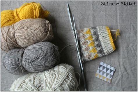 Stine & Stitch: those colours