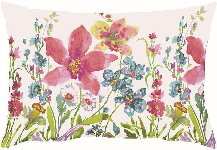 Kissen, Apelt, »4060- Digitaldruck Blumenwiese«