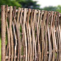 Tuinscherm hazelaar schuttingen hazelaarschermen natuurlijke tuinafscheiding 180x180 59e