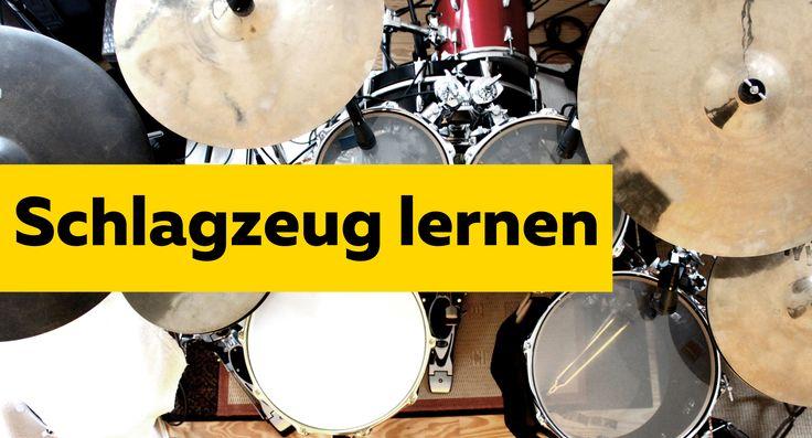 Schlagzeug lernen für Anfänger: Hier werden Grooves, Fill-Ins, Drum Rudiments und allerhand nützliche Tipps, Infos und Tricks für beginnende Drummer gepinnt. SCHLAGZEUG LERNEN // SCHLAGZEUGUNTERRICHT // SCHLAGZEUGNOTEN // TROMMELN // GROOVES // FILL-INS // DRUM RUDIMENTS