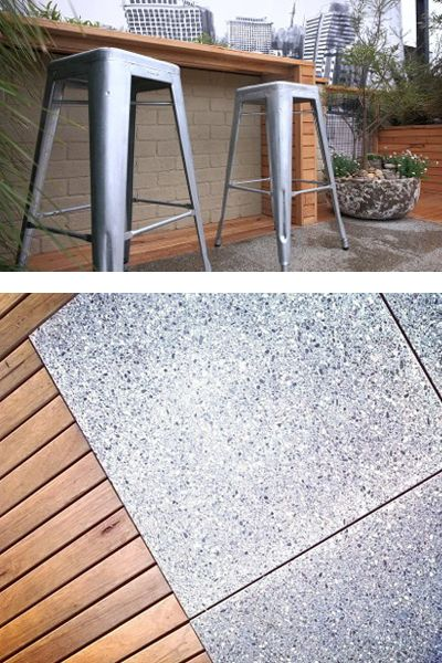 Australian landscape designer, Rupert Baywil fashioned a balcony display garden featuring Fibonacci Stone's Earth Honed at this years Australian Garden Show and his amazing work won him a gold medal in the Balcony Garden Category!