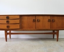 Mid Century Sideboard - The Vintage Shop
