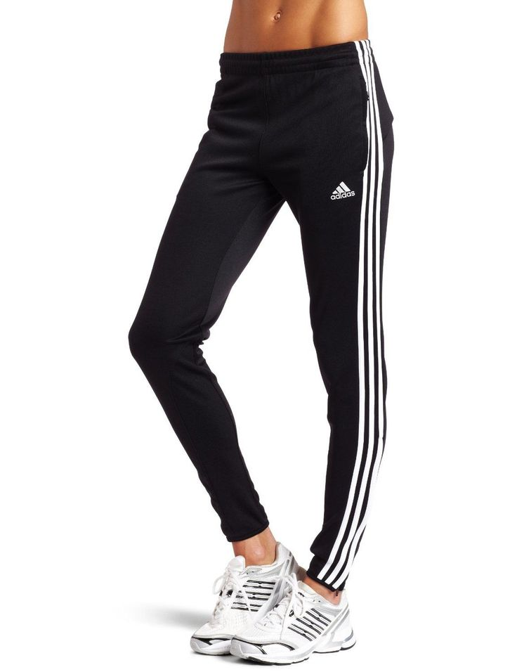 I want these Adidas training pants regardless whether I play soccer or not. :)