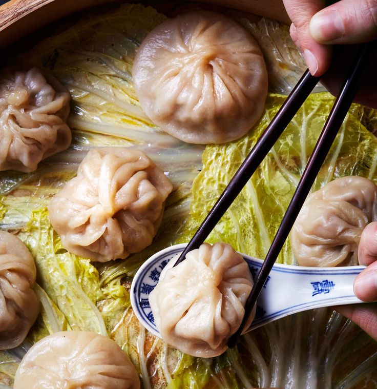Making soup dumplings isn't hard. Okay, it kind of is. But this step-by-step video will teach you everything you need to know.
