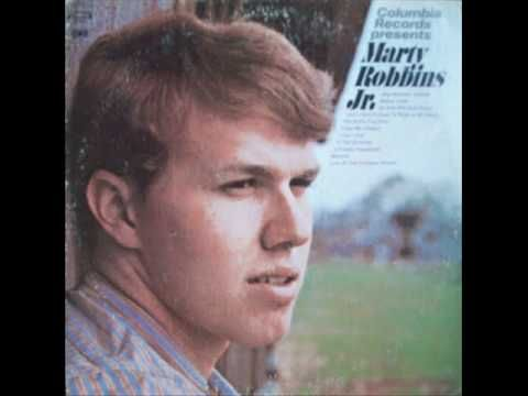 Marty Robbins Jr (Ronny) - That's How It Feel To Walk In ...