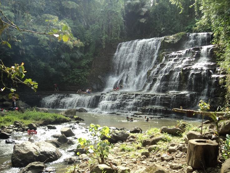 Merloquet Falls (Zamboanga, Philippines)