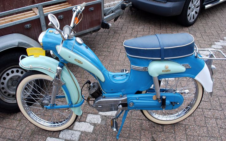 Vintage victoria moped things i want pinterest for Euro motors harrisburg pa